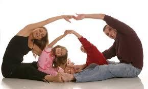 ioga en familia